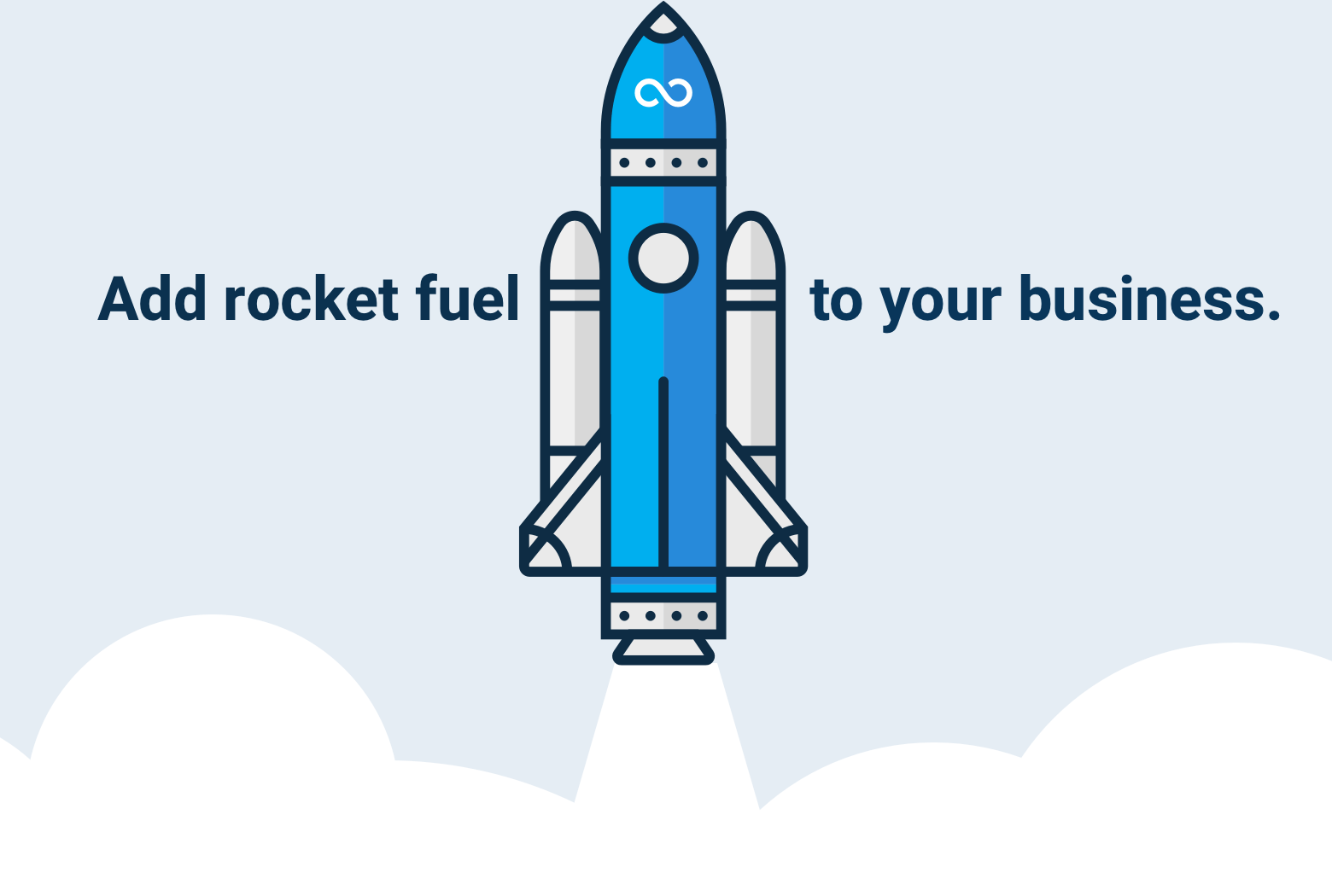 Add Rocket Fuel to Your Business