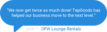 Demo Bubble - DFW Lounge Rentals