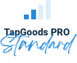 TapGoods PRO Standard Pricing