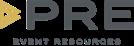 PRE Event Resources logo