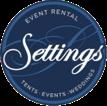 Settings Event logo